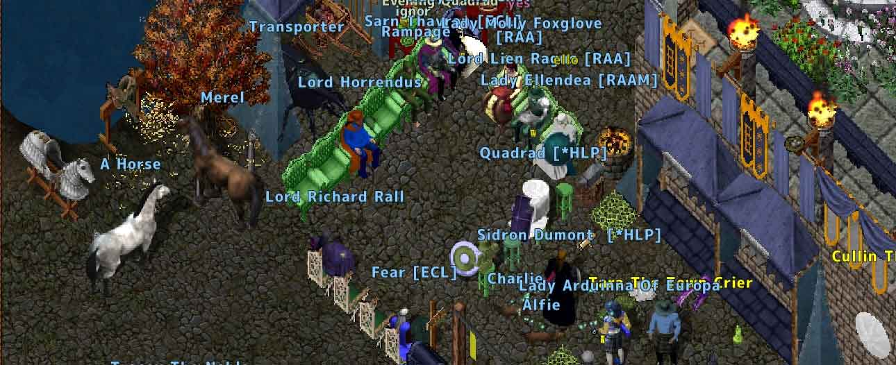 Illusions Brasil – Ultima Online and Diablo Fan Site
